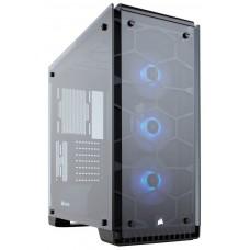 CAJA  ATX SEMITORRE CORSAIR CRYSTAL 570X RGB NEGRA