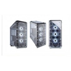 CAJA  ATX SEMITORRE CORSAIR CRYSTAL 570X RGB BLANCA