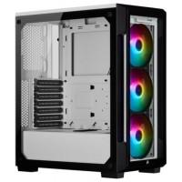 CAJA  ATX SEMITORRE CORSAIR iCUE 220T RGB TEMPERED