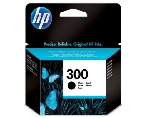 HP CARTUCHO NEGRO Nº300 200 PAG. DESKJET/SERIE