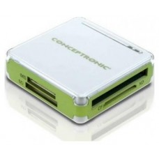 CARD READER EXTERNO CONCEPTRONIC USB2.0 LECTOR