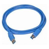 Gembird CCP-USB3-AMBM-6 1.83m USB A USB B Macho Macho Azul cable USB