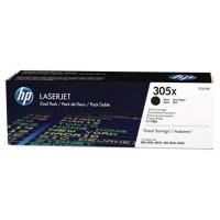 HP 305X TONER HP305X NEGRO (CE410XD) (Espera 4 dias)