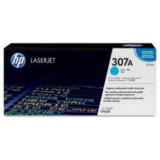 HP 307A TONER HP307A CIAN (CE741A) (Espera 4 dias)