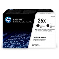 HP 26X TONER HP26X NEGRO (CF226XD) (Espera 4 dias)