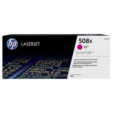 HP 508X TONER HP508X MAGENTA (CF363X) (Espera 4 dias)