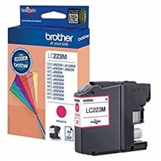 CARTUCHO COMP. BROTHER LC223M magenta  9 ML (Espera 3 dias)