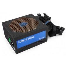 Coolbox Fuente Al. ATX CORE-G 500W 80+GOLD