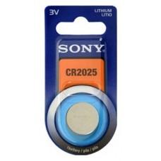 Blister 1 pila  Sony CR2025 Litio ( 20 d . x 2.50 alt (Espera 4 dias)