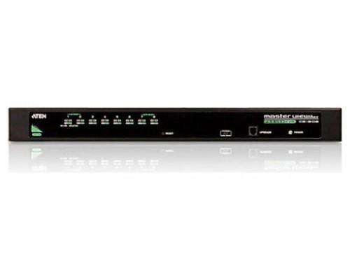 Aten CS1308 interruptor KVM Montaje en rack Negro (Espera 4 dias)