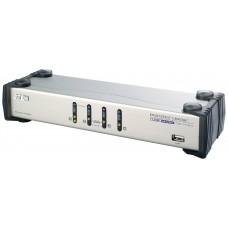 Aten CS1744 interruptor KVM Blanco (Espera 4 dias)