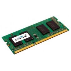SODIMM 8GB 1600HMZ 1.35V  CL11 DDR3L CRUCIAL