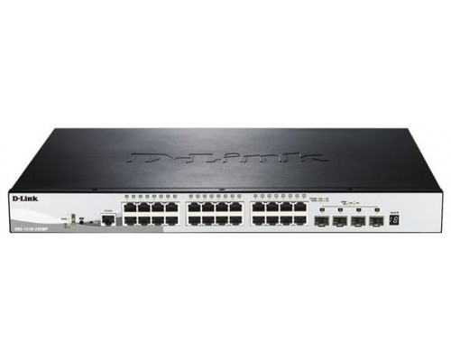 SWITCH SEMIGESTIONABLE D-LINK STACKABLE DGS-1510-28XMP