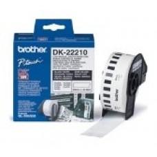 ETIQUETAS BROTHER DK22210