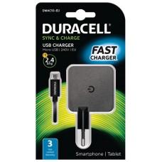 CARGADOR DURACELL DMAC10-EU