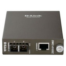D-Link DMC-810SC Conv. RJ45 / modo simple SC Gbit