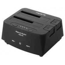 BASE CONECTORA TACENS PORTUM DUO II USB 3.0 (Espera 4 dias)