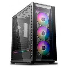 TORRE E-ATX DEEPCOOL MATREXX 70 3F NEGRA RGB