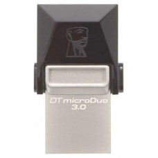 Kingston Technology DataTraveler 16GB microDuo 3.0 16GB USB 3.0/Micro-USB Negro unidad flash USB