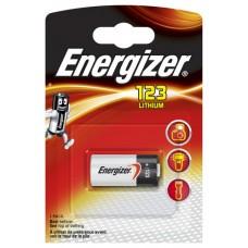 BLISTER 1 PILA ESPECIAL LITHIUM PHOTO EL123 ENERGIZER E300777601 (Espera 4 dias)