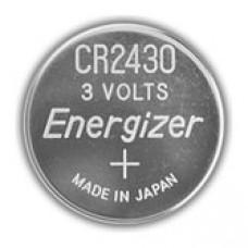 BLISTER 2 PILAS DE BOTON MODELO CR2430 ENERGIZER E300830301 (Espera 4 dias)
