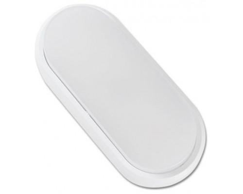 Aplique LED Ovalado Exterior 10W Luz Fría ELBAT (Espera 2 dias)