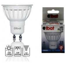 Bombilla LED GU10 6W 510LM Luz Blanca ELBAT (Espera 2 dias)