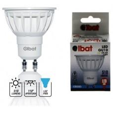 Bombilla LED GU10 6W 510LM Luz Fría ELBAT (Espera 2 dias)