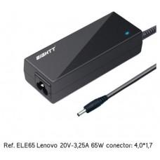 Eightt - Cargador Especifico Lenovo 65W - 4.0*1.7 -