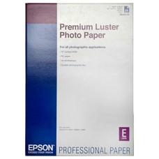 EPSON PREMIUM GLOSSY PHOTO PAPER / LAMINAS PAPEL DIN (Espera 4 dias)