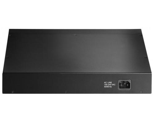 Edimax ES-5208P Switch 8x10/100Mbps PoE+ 2xSFP