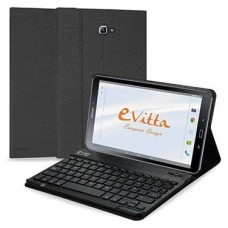 e-Vitta Keytab teclado para móvil QWERTY Inglés Negro Bluetooth (Espera 4 dias)