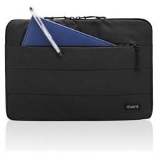 "Ewent City Sleeve maletines para portátil 39,6 cm (15.6"") Funda Negro (Espera 4 dias)"