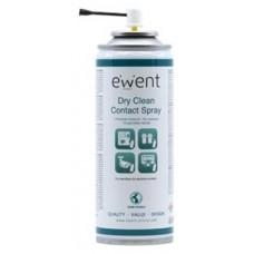 Ewent EW5614 kit de limpieza para computadora Pantallas / Plásticos, Universal Espray para limpieza de equipos 200 ml (Espera 4 dias)