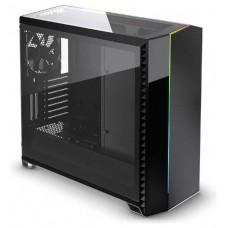 Fractal Design Vector RS Tempered Glass Torre Negro, Transparente (Espera 4 dias)