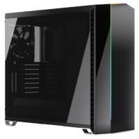 Fractal Design Vector RS Dark Tempered Glass Torre Negro, Transparente (Espera 4 dias)