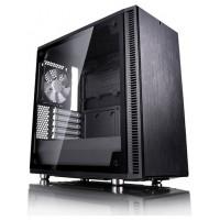 Fractal Design Define Mini C Mini Tower Negro (Espera 4 dias)