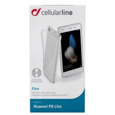 "Cellularline Fine 5.2"" Funda Transparente"