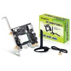 Gigabyte GC-WB1733D-I adaptador y tarjeta de red WLAN / Bluetooth 1733 Mbit/s Interno (Espera 4 dias)