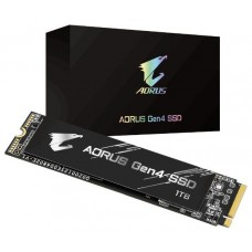 1 TB SSD M.2 2280 AORUS NVME Gen4 PCIe GIGABYTE (Espera 4 dias)