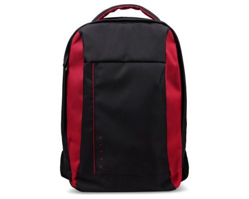 """Acer NP.BAG11.00V maletines para portátil 39,6 cm (15.6"""") Mochila Negro, Rojo (Espera 4 dias)"""
