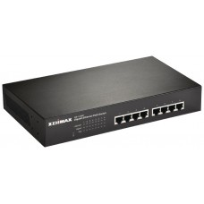 Edimax GS-1008P V2 Switch 8xGB PoE+