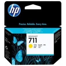 TINTA HP CZ132A Nº 711 AMARILLO 29 ML (Espera 4 dias)