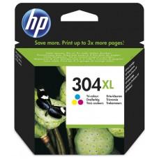 TINTA HP N9K07AE Nº 304XL TRICOLOR C/M/Y (Espera 4 dias)