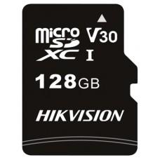 HIKVISION MICROSDHC/128G/CLASS 10 AND UHS-I  / TLC R/W SPEED 92/40MB/S , V30 (Espera 4 dias)
