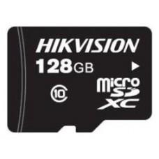 Hikvision Digital Technology HS-TF-L2I/128G memoria flash 128 GB MicroSDXC NAND Clase 10 (Espera 4 dias)