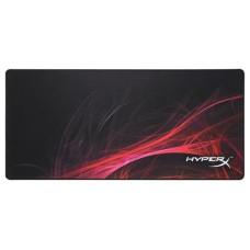 HyperX FURY S Speed Edition Pro Gaming Alfombrilla de ratón para juegos Negro, Rojo (Espera 4 dias)