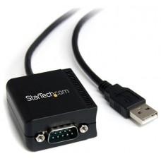 STARTECH CABLE 1,8M USB A PUERTO SERIE SERIAL RS23 (Espera 4 dias)