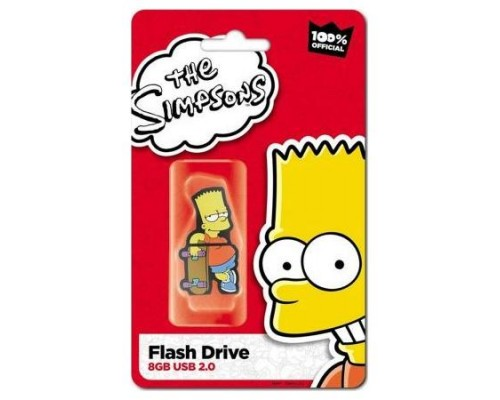 MEMORIA INTEGRAL-FLASH BART 8GB
