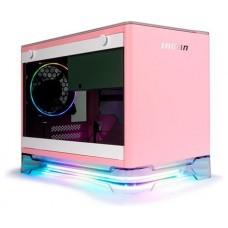TORRE MINI ITX 650W IN WIN A1 PLUS ROSA